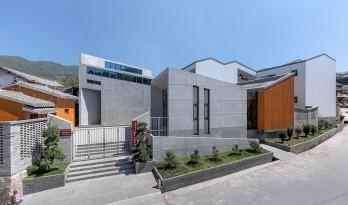 一个小而美的另类法庭 / 致大建筑工作室/正东设计