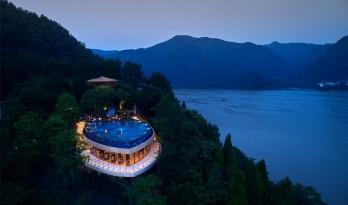 星舟——富春江畔的空中泳池 / 中国美术学院风景建筑设计研究总院