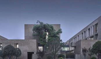 湖南大学天马新校区建筑群 / 地方工作室