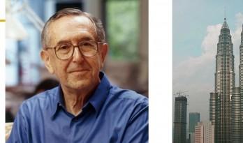 著名建筑大师西萨·佩里逝世,曾设计吉隆坡双子塔等诸多城市地标