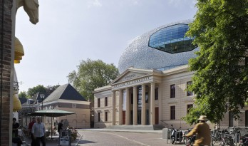 古典的静态与现代的动态的结合:Fundatie博物馆扩建 / Bierman Henket architecten