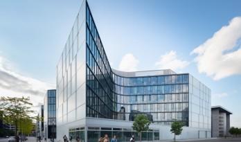 如急流般肆意流动:Zalando 柏林办公总部 / HENN + Kinzo