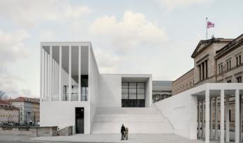 "David Chipperfield 新作""柏林博物馆岛美术馆""对外开放"