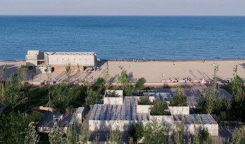 海边 y 餐厅 / 直向建筑