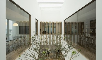 广州未来之丘办公楼设计 / 间筑设计