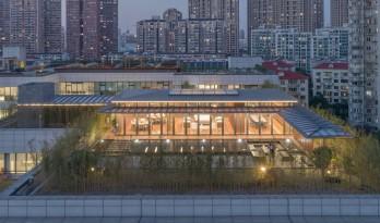 上海屋上三间 / 致正建筑工作室