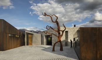 原始朴素,充满自然雕塑美:Arrowtown 之家 / RTA工作室