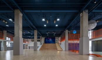 东方启明星办公室,北京 / 观町创新研究所