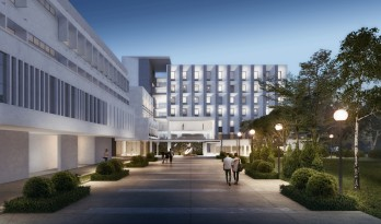 香港中文大学联合书院宿舍楼设计(竞赛方案) / AG汇创国际