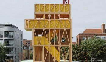 运河之畔的抽象人文艺术:波将金剧院 / Maich Swift Architects