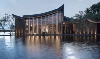 樾湖书院  为城市与社区塑造文化标签 / 霍普股份HYP-ARCH