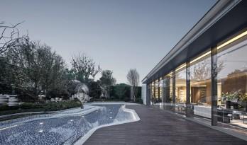 城市更迭中的美学场所——锦宸 / 帝奥建筑设计