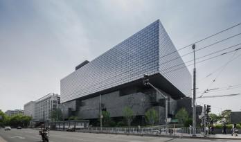 摄影:北京嘉德艺术中心 / 杨斌