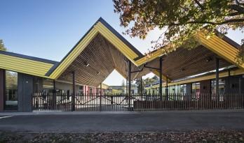 弗里曼海湾学校,新西兰 / RTA Studio