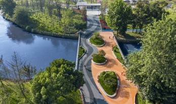 沙河源公园 / AECOM + 澳博景观