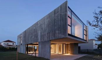 阿根廷La Comarca独立住宅   案例抄绘