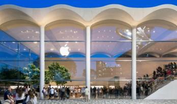 苹果迈阿密门店 / 福斯特合伙人事务所