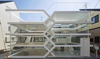 寻找虚拟与现实之间的连接:S 住宅 / 柄泽祐辅建筑设计事务所