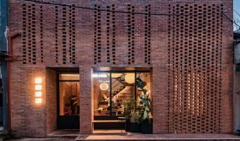 尼岔土家餐厅 / 上海彦文建筑工作室