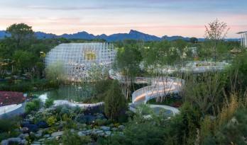 2019年中国北京世园会上海园 / 华建集团建筑装饰环境设计研究院
