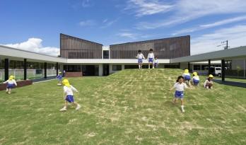 以玩耍为主题的幼儿园——KO幼儿园 / 日比野设计+Kids Design Labo