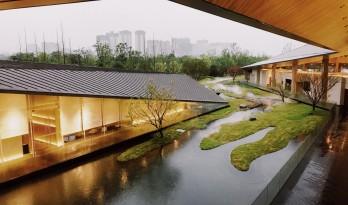 四川眉山东坡书院 / XAA詹涛工作室