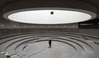 宁静而厚重,犹如古老的海的传说:阿那亚艺术中心 / 如恩设计