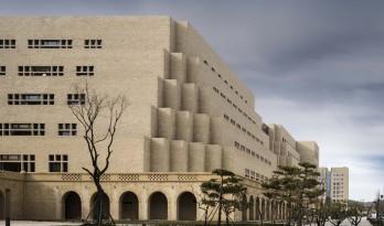 延安大学新校区规划设计 / 清华大学建筑设计研究院