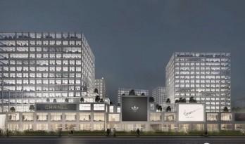 一个办公大楼的渲染思路 | ABBS CG大赛