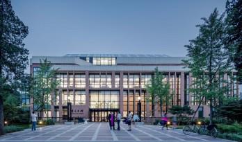 清华大学图书馆北楼 / 清华大学建筑设计研究院