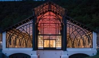 像鸟儿那样轻——日本建筑轻盈化的建筑结构策略(一)