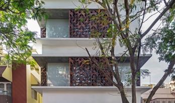 弥漫着清简艺术气息的设计工作室 / Khosla建筑工作室