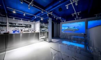 深海咖啡馆 / 平介设计
