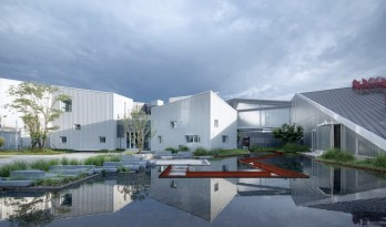 """游园""""山舍"""",江畔工厂——当代产业建筑的差异化实践 / gad · line+ studio"""