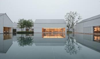 阿丽拉乌镇:一座静谧的水乡迷宫 / GOA大象设计