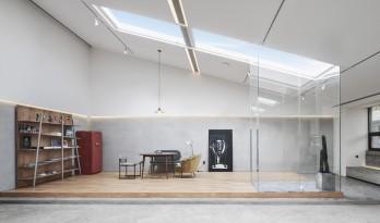海顿空间 / 谜舍设计工作室