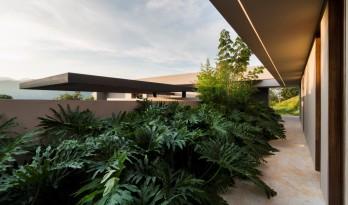 清浅池边,听取蛙声一片:拉古纳之家 / David Macias