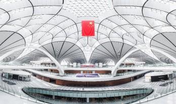"""刷屏朋友圈的""""国庆献礼"""", 大兴机场设计惊艳世界!"""