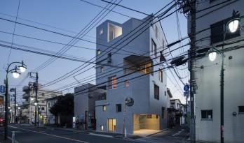 东京板桥公寓 / MMAAA