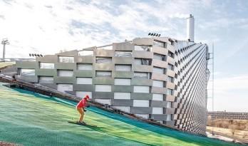 CopenHill 新型垃圾焚烧发电厂+滑雪场 / BIG