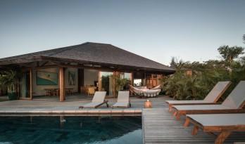 印度洋上的一顶渔夫帽——海景3号房子 / Alexis Dornier