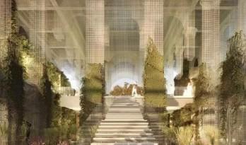 思维突破型Workshop   《交叉小径的花园》——博尔赫斯文本引发的空间谜案