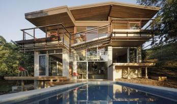 清简自然,与树梢嬉戏的阳台之家 / LSD Architects