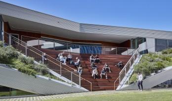 南澳大学 Pridham 大楼 / Snøhetta + JPE Design Studio + Jam Factory