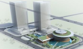 粤港澳大湾区体量最大的当代美术新地标明年开馆!