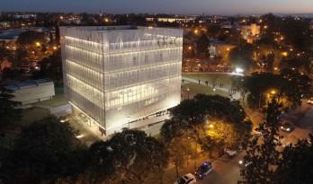 """北卡罗来纳大学""""虚拟""""大楼 / Deriva Taller de Arquitectura + Guillermo Mir + Jesica Grötter"""