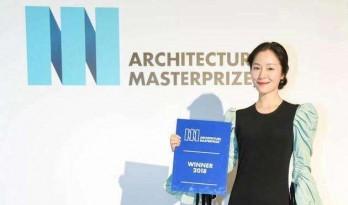 演员江一燕说自己拿了个国际建筑大奖,网友:?????