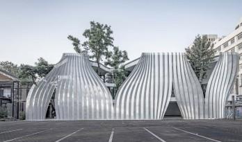 """""""共生""""——北京爱马思艺术中心 / 建筑营设计工作室"""