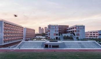 上海托马斯实验学校——一座走班制的人文科技校园 / 同济大学建筑设计研究院