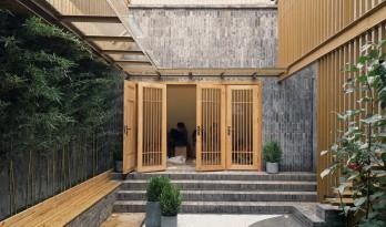 西交民巷144号院落修缮改造项目 / 焕新空间设计事务所